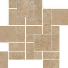 Castelvetro TIMELESS NUT CA-CTL8MF Mosaik    34X34 naturale