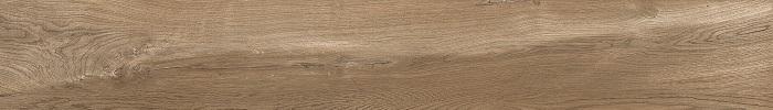 Sockel Super Wood Brown matt Boden-/Wandfliese 10 x 80 cm