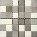 Engers Arizona creme/olive/rau/braun EN-ARI380 Mosaik 5x5 30X30 matt R10/B