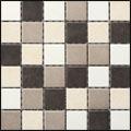 Engers Arizona creme/cappuccino/braun EN-ARI360 Mosaik 5x5 30X30 matt R10/B