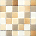 Engers Arizona WEISS/BEIGE/COTTO EN-ARI320 Mosaik 5x5 30X30 matt R10/B