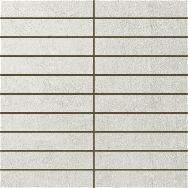 Engers Next ZEMENTGRAU EN-NEX1482 Mosaik 3x15 30x30 matt R9
