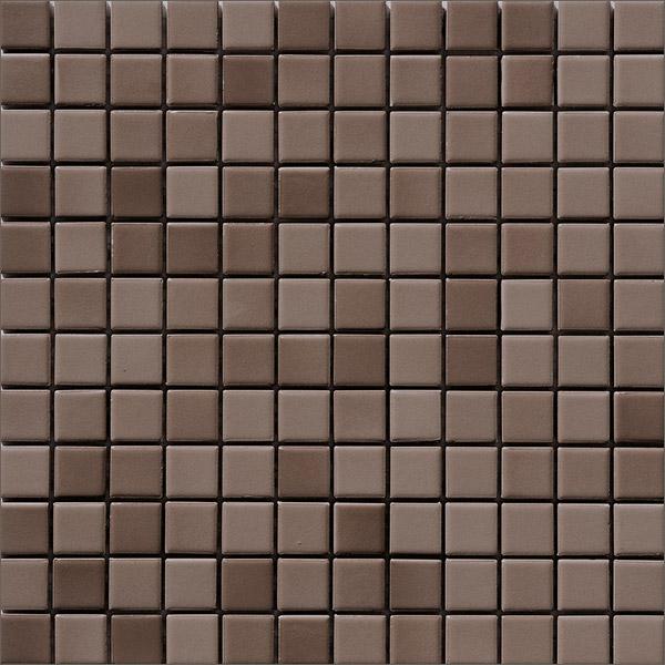 Engers Ohio braun EN-OHI160 Mosaik 2,5x2,5 30X30 matt