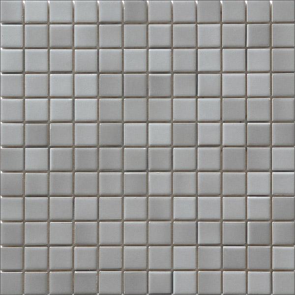 Engers Ohio grau EN-OHI180 Mosaik 2,5x2,5 30X30 matt