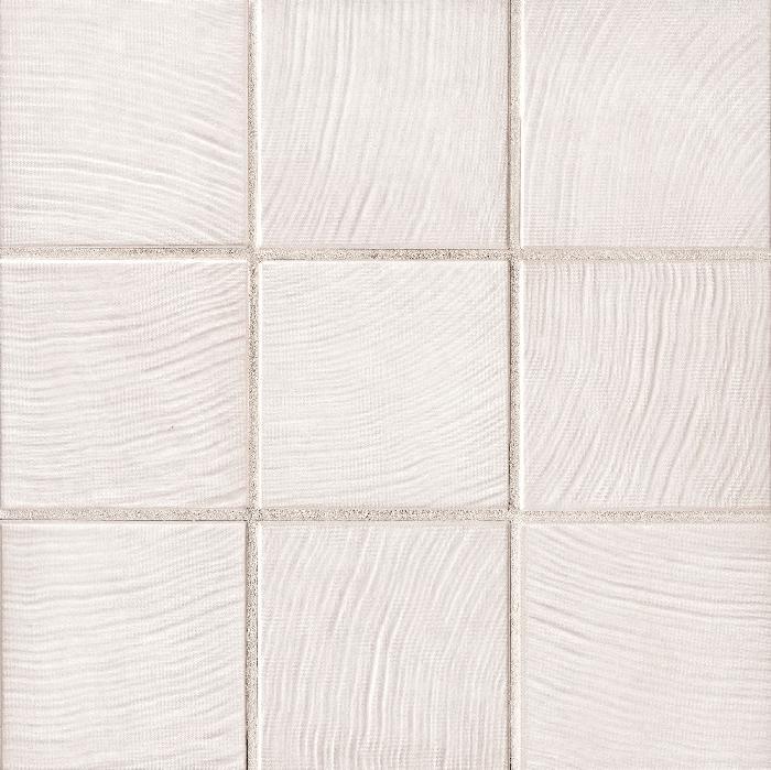 Jasba Senja naturweiß JA-3210H Mosaik 10,2x10,2 30x30 matt