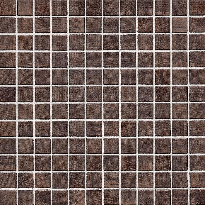 Jasba Senja wenge JA-3228H Mosaik 2,4x2,4 30x30 matt