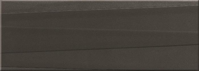 Steuler GLAZES black glazes St-Y27265001 Wandfliese 25x70 glänzend/matt