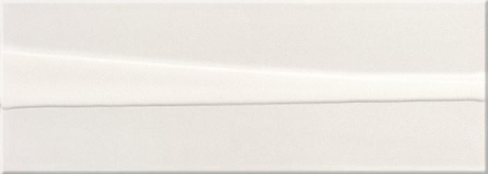Steuler GLAZES white glazes St-Y27260001 Wandfliese 25x70 glänzend/matt