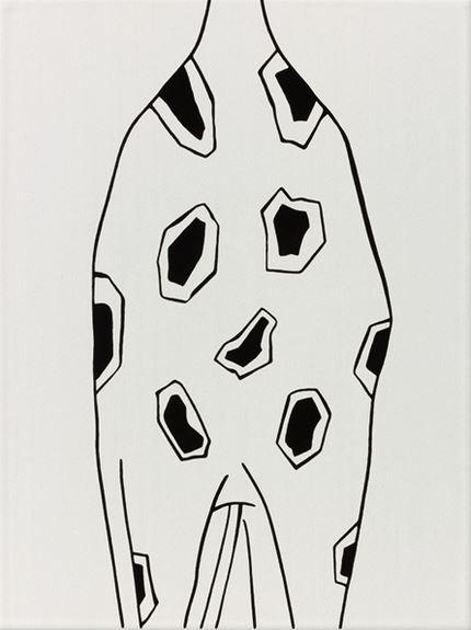 Steuler LOUIS & ELLA Giraffenkörper, weiß St-Y34045001 Dekor 25x33 matt
