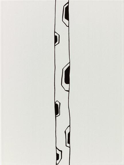 Steuler LOUIS & ELLA Giraffenhals, weiß St-Y34052001 Dekor 25x33 matt