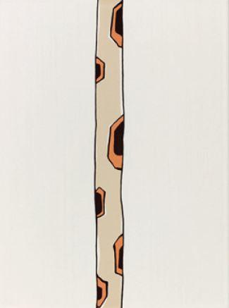 Steuler LOUIS & ELLA Giraffenhals, natur St-Y34057001 Dekor 25x33 matt