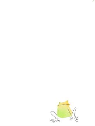 Steuler QUAAAK! gelb/grün, Frosch St-Y35961001 Dekor 25x33 matt/glänzend