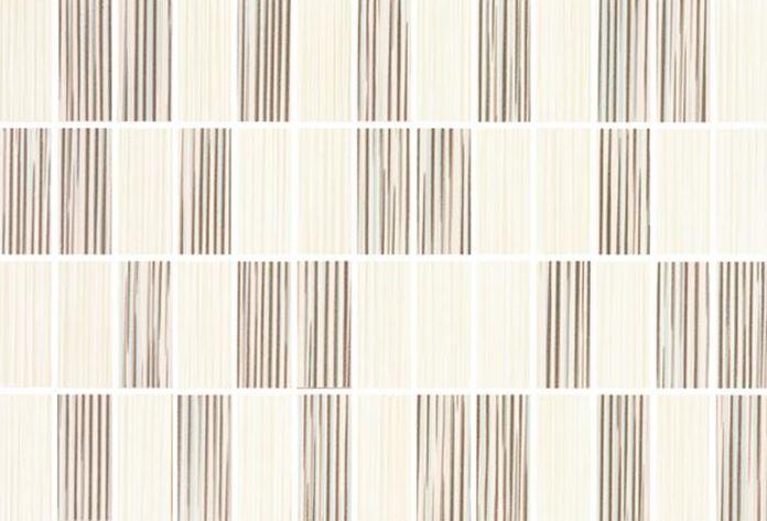 Steuler COLOUR RAYS mintgrey St-Y86032001 Mosaik 2,9x6,8 40x28 matt