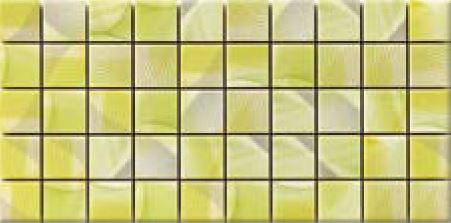 Steuler TWISTER limone St-Y59058001 Mosaik 20x40