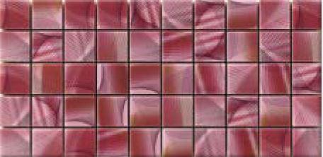 Steuler TWISTER brombeer St-Y59063001 Mosaik 20x40