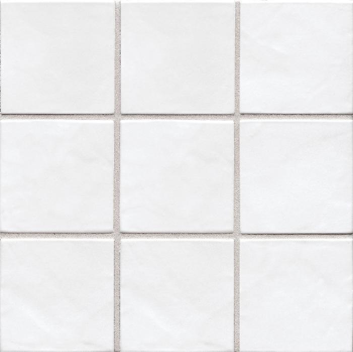 Jasba Lavita perlweiss JA-3610H Mosaik 10,2x10,2 30x30 matt