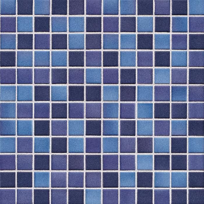 Jasba Lavita indigoblau JA-3623H Mosaik 2,4x2,4 30x30 Secura R10/B