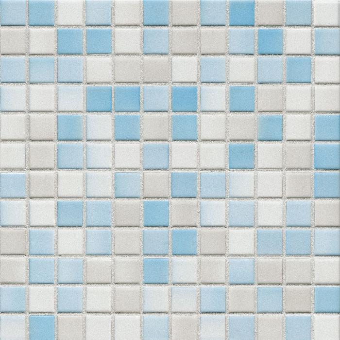 Jasba Lavita wolkenblau JA-3624H Mosaik 2,4x2,4 30x30 Secura R10/B