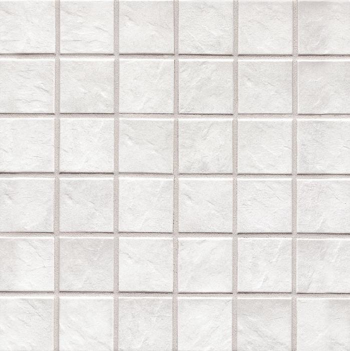 Jasba Village steinweiß JA-3500H Mosaik  5x5 30x30 Secura R10/B