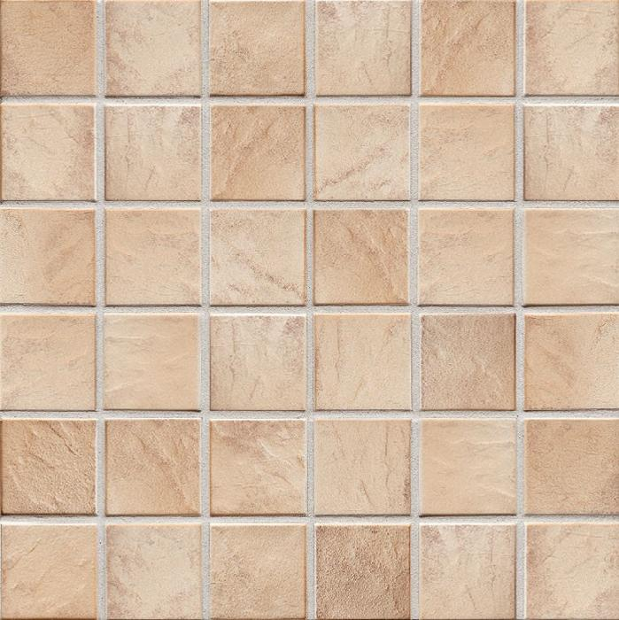 Jasba Village sandbeige JA-3501H Mosaik  5x5 30x30 Secura R10/B