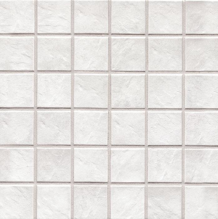 Jasba Village steingrau JA-3540H Mosaik  5x5 30x30 matt