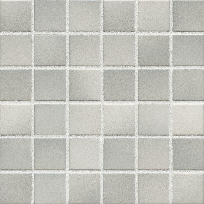 Jasba Colours Dim grey light JA-6853H Mosaik 5x5 30x30 Secura R10/B