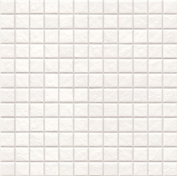 Jasba Terrano edelweiß JA-5900H Mosaik 2,4x2,4 30x30 matt