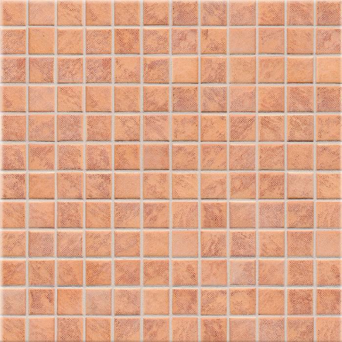 Jasba Terrano cotto JA-5906H Mosaik 2,4x2,4 30x30 matt