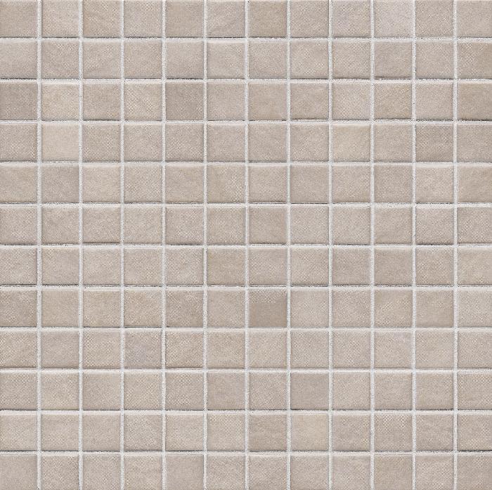 Jasba Terrano steingrau JA-5907H Mosaik 2,4x2,4 30x30 matt