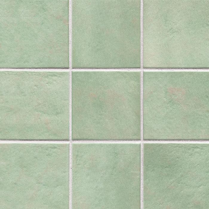 Jasba Terrano sommergrün JA-5914H Mosaik 10,2x10,2 30x30 matt