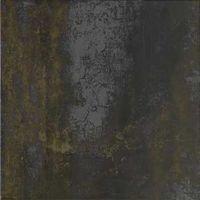 Imola ANTARES Schwarz IM-42607 Bodenfliese 50X50 glänzend