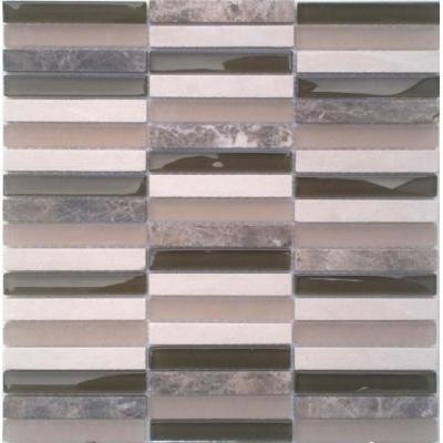 Glas Mosaik metallic FP-SM1598-1 30x30