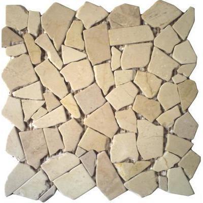 Naturstein Polygonal biancone FP-PolyE 30x30