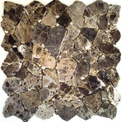 Naturstein Polygonal coffee FP-PolyCoffeeII 30x30