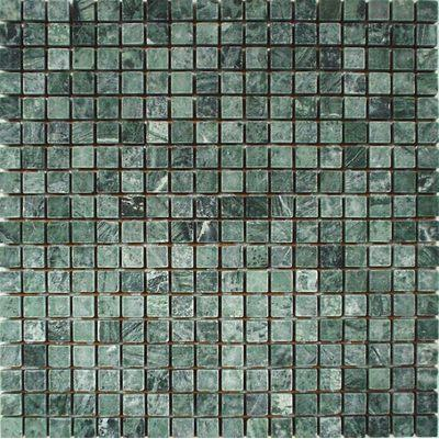 Naturstein Mosaik 1,5x1,5 grün FP-DD-003 30x30