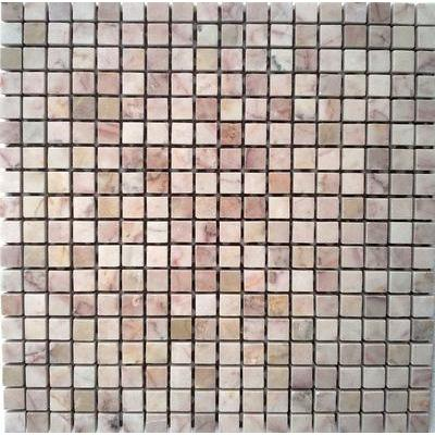 Naturstein Mosaik 1,5x1,5 beige mix FP-JDP1803-15 30x30