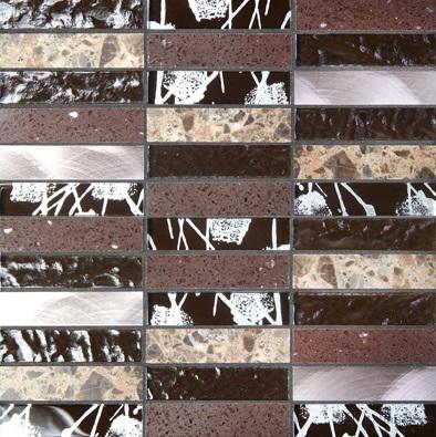 SKP Vario Sky marrone SKP-25417 Mosaik 30x30