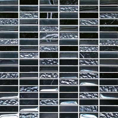 SKP -23361 Classico Black Mosaik 30x30