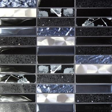 SKP Vario Sky nero SKP-25413 Mosaik 2,3x9,8