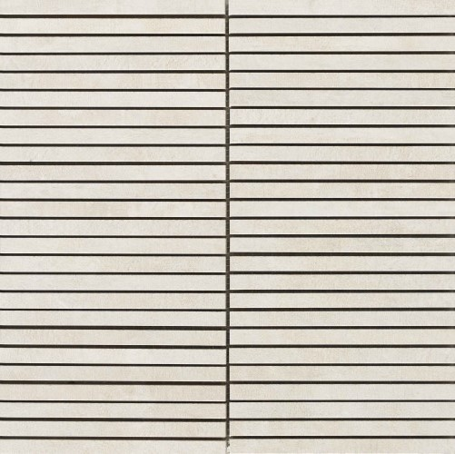 Unicom Starker Icon bone white UNI-5268  Stripes 30x30 naturale