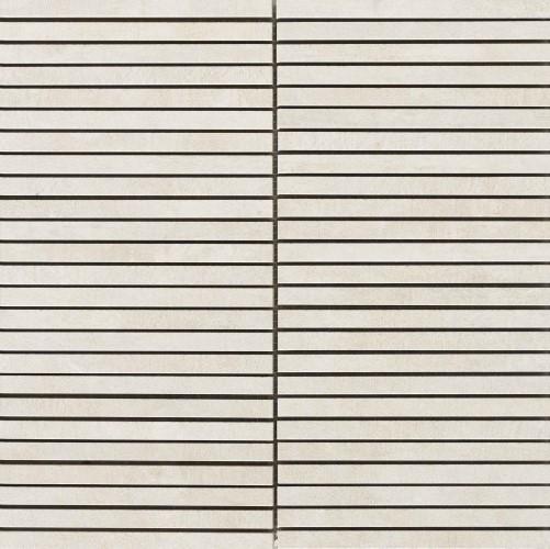 Unicom Starker Icon bone white UNI-5268  Stripes 30x30 naturale