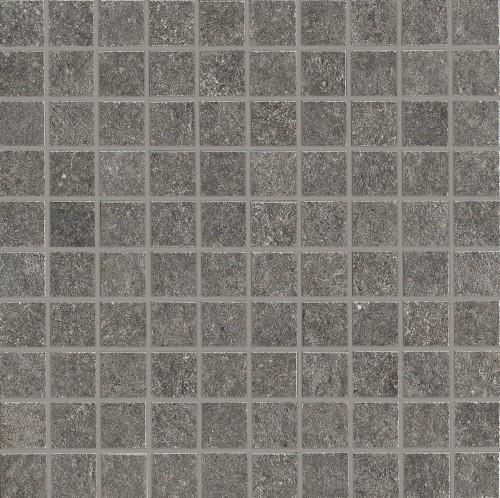 Unicom Starker Raw coal UNI-5054  Mosaik 30x30 naturale