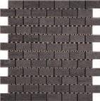 Agrob Buchtal Santiago Blauschwarz  AB-221173 Mosaik 2,2x4,7 30x30 eben, vergütet