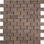 Agrob Buchtal Santiago Braun AB-221174 Mosaik 2,2x4,7 30x30 eben, vergütet