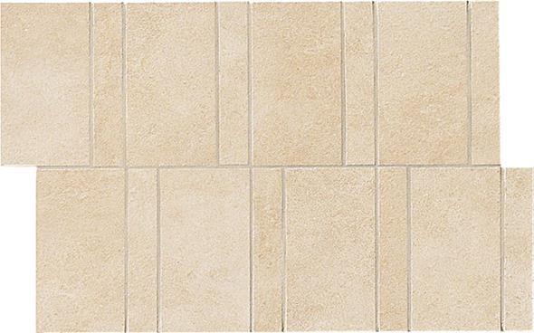 Novabell Soft Look Beige NO-SFT 443K Mosaik 30x20 matt