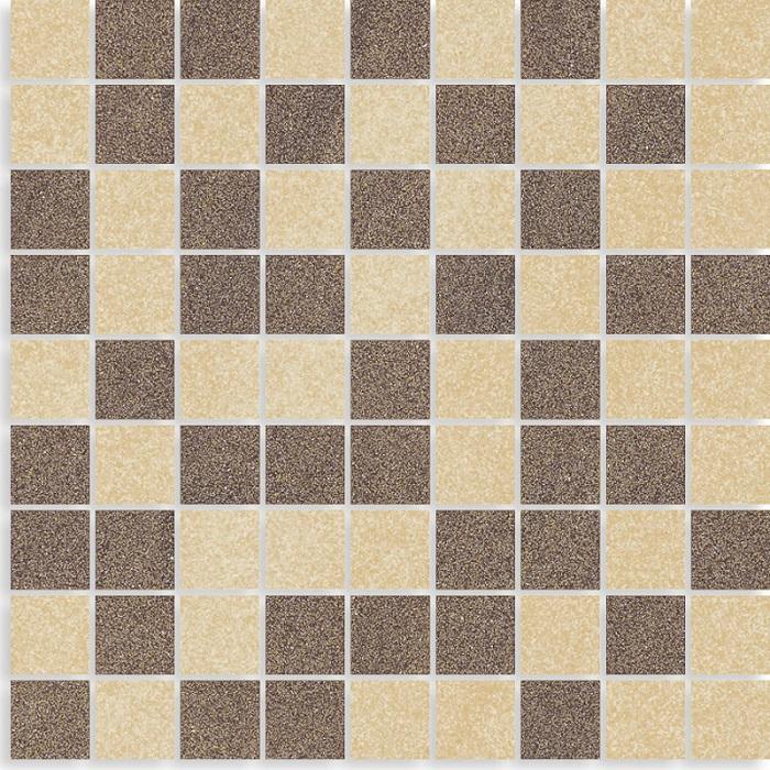 Paradyz Arkesia brown/mocca PAR-FZD259940  Mosaik 30x30 matt