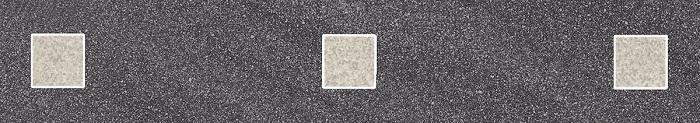 Paradyz Arkesia grafit/grys PAR-FZD247569  Dekor 45x8 matt