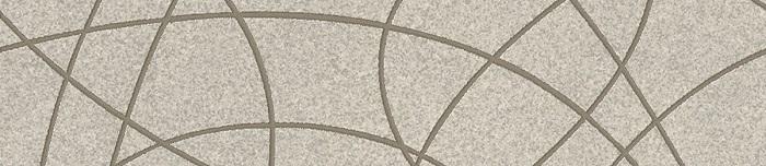 Paradyz Arkesia grys PAR-FZD252071  Dekor 45x10 matt