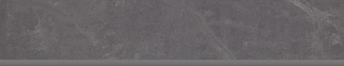 Paradyz Mistral nero PAR-FZD236397  Sockel 40x7,7 poliert