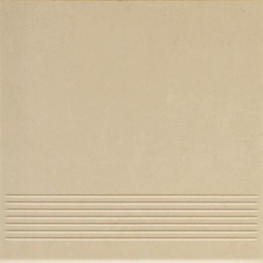 Paradyz Mistral beige PAR-FZD225083  Rillenstufe 30x30 matt